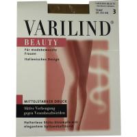 Varilind Beauty Schenkelstrümpfe 3 Teint