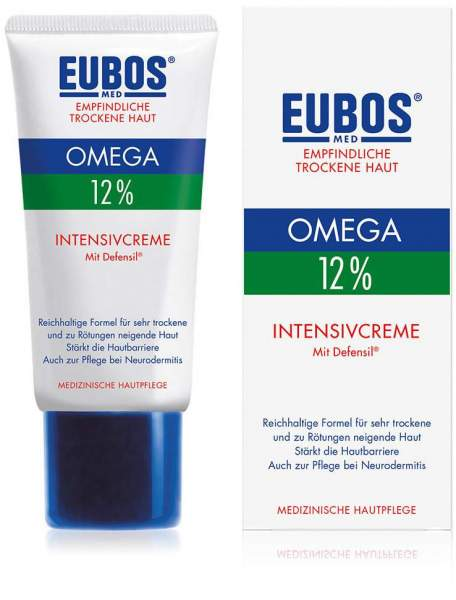 Eubos Omega 3-6-9 12 % Intensivcreme 50 ml