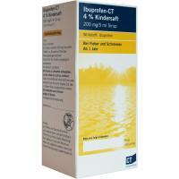 Ibuprofen-Ct 4% Kindersaft