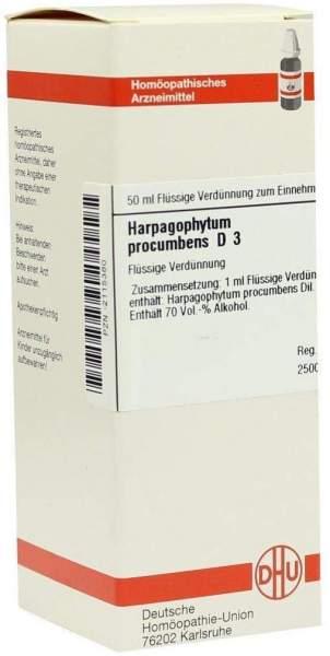 Harpagophytum Proc. D 3 Dilution