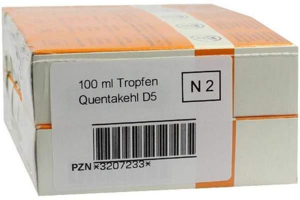Quentakehl D5 100 ml Tropfen