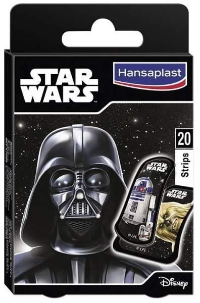 Hansaplast Kids Star Wars 20 Strips