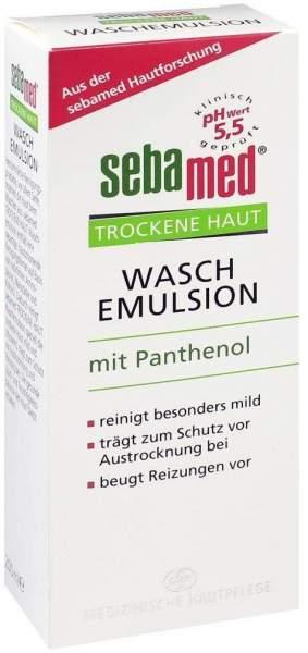 Sebamed Trockene Haut 200 ml Waschemulsion