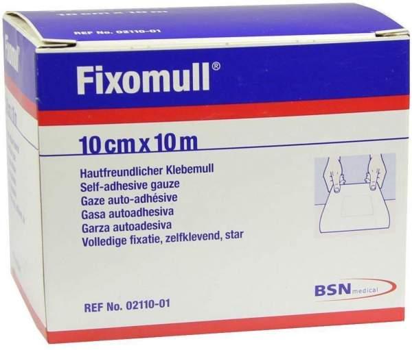 Fixomull Klebemull 10 m x 10 cm 1 Stück