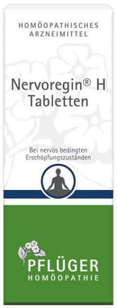 Nervoregin H 100 Tabletten