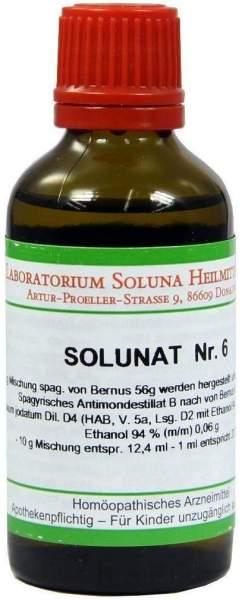 Solunat Nr.6 50 ml Tropfen