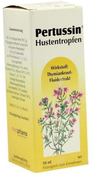 Pertussin 50 ml Hustentropfen