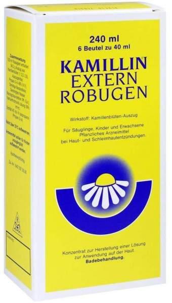 Kamillin Extern Robugen 6 X 40 ml Lösung