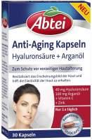 Abtei Anti-Aging 30 Kapseln Hyaluronsäure+Arganöl