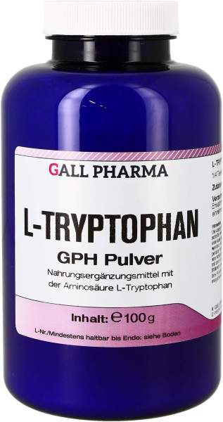 L-Tryptophan Pulver