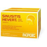 Sinusitis Hevert Sl 200 Tabletten