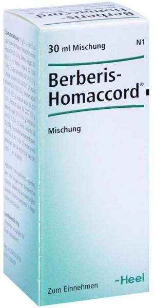 Berberis Homaccord 30 ml Liquidum