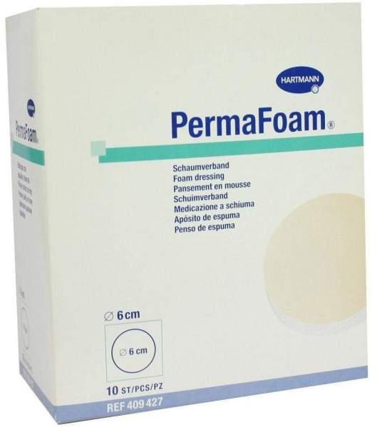 Permafoam Schaumverband 6cm Rund