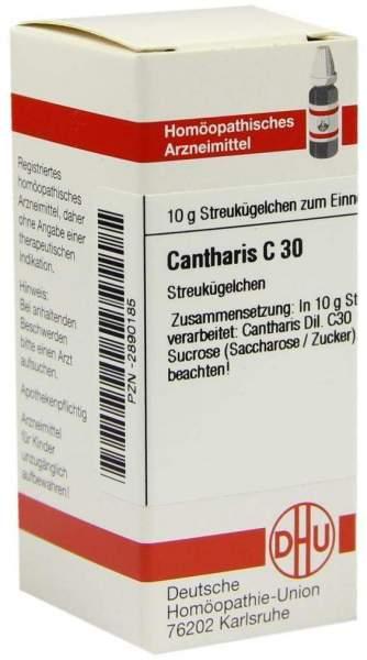 Cantharis C30 10 G Globuli