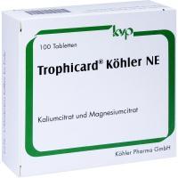 Trophicard Köhler NE Tabletten 100 Tabletten