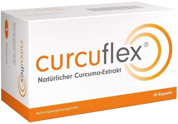 Curcuflex Weichkapseln 60 Kapseln