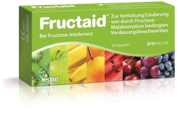 Fructaid 30 Kapseln