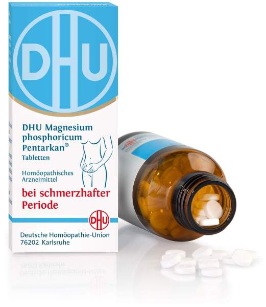 DHU Magnesium phosphoricum Pentarkan 200 Tabletten