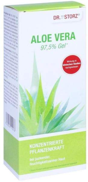 Aloe Vera Gel 97,5% Dr. Storz Tube 100 ml Gel