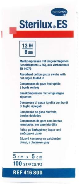 Sterilux ES Kompressen 5 x 5 cm 100 Stück