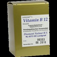 Vitamin B 12 60 Kapseln