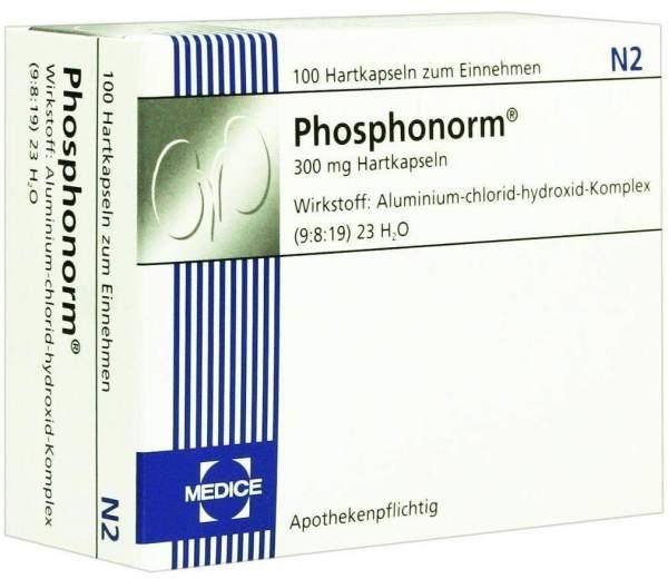 Phosphonorm 100 Hartkapseln