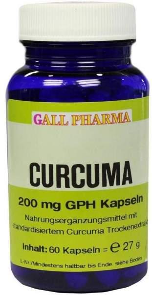 Curcuma 200 mg 60 Kapseln