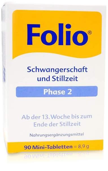 Folio phase 2 90 Filmtabletten