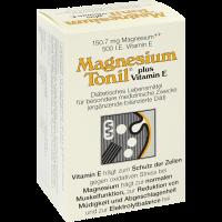 Magnesium Tonil Plus Vitamin E 100 Kapseln