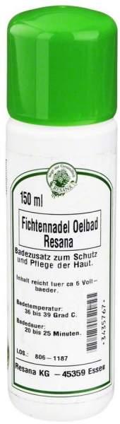 Fichtennadel Ölbad Resana 150 ml Bad