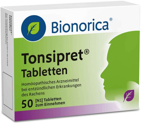 Tonsipret 50 Tabletten