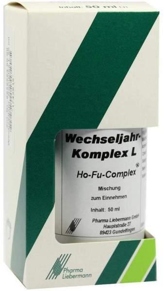 Wechseljahr Komplex L Ho Fu Complex Mischung 50 ml Tropfen
