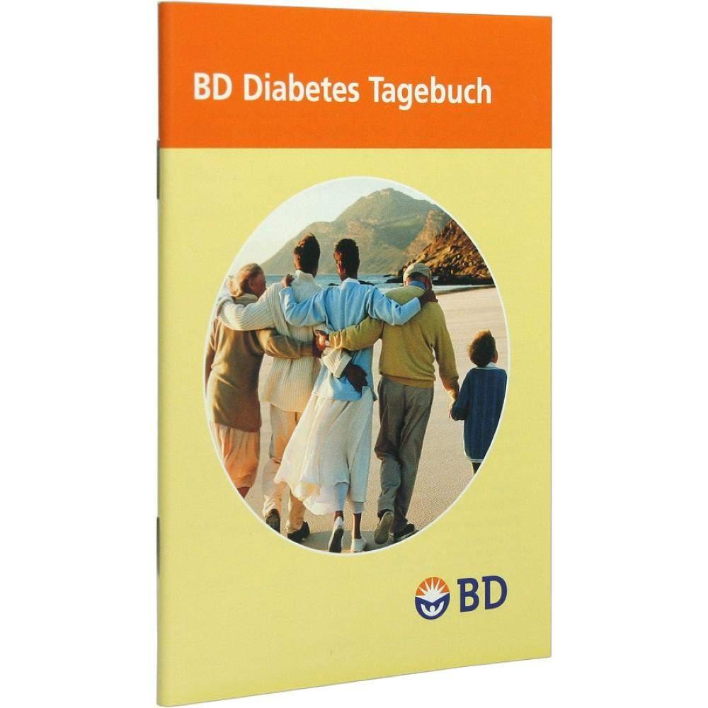 Bd Diabetiker Tagebuch Für Insulinpflichtige Di...