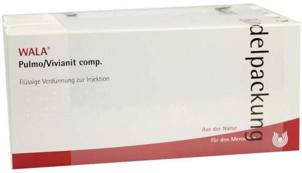 Pulmo- Vivianit Comp. Ampullen 50 X 1 ml