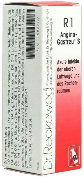 Angina Gastreu S R 1 22 ml Tropfen zum Einnehmen