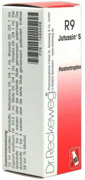 Jutussin S R9 22 ml Tropfen zum Einnehmen