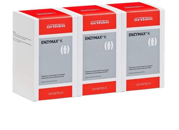 Enzymax K 360 Kapseln