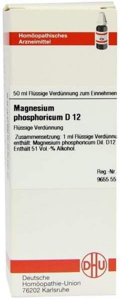 Magnesium Phos. D 12 Dilution