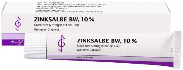 Zinksalbe BW 50 ml Salbe
