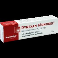 Dynexan Mundgel 30 g