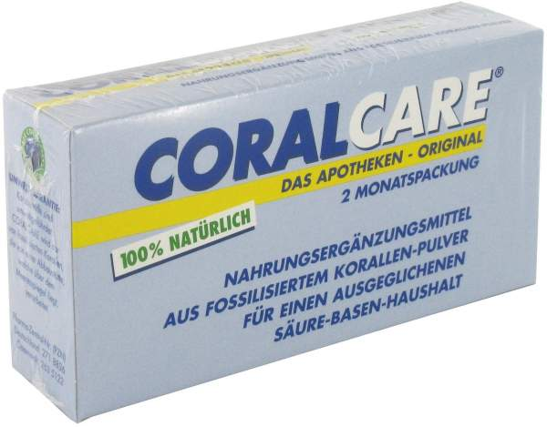 Coralcare mit Vitamin D3 und Vitamin K2 60 x 1,5 g Pulver