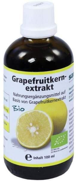 Grapefruit Kern Extrakt Bio 100 ml Lösung