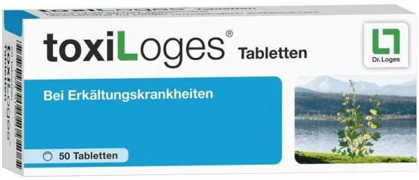 Toxi Loges 50 Tabletten