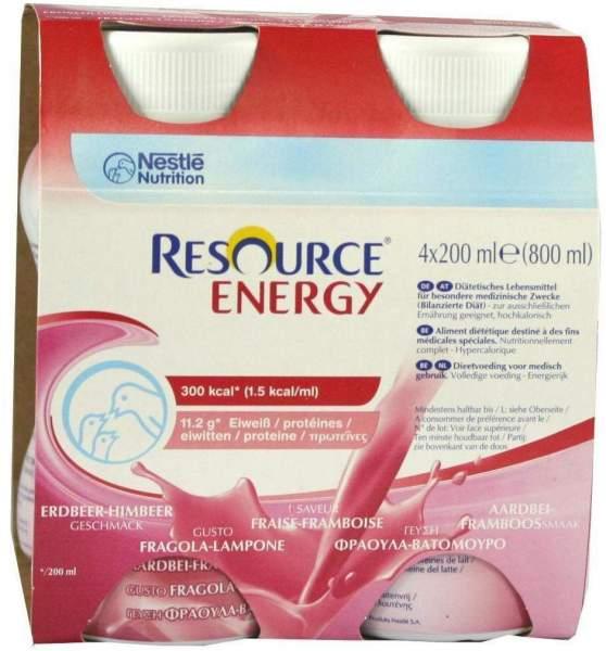 Resource Energy Erdbeer-Himbeer