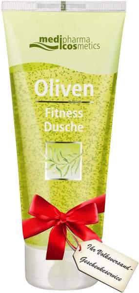 Olivenöl Fitness-Duschgel 200ml gratis Geschenkverpackung