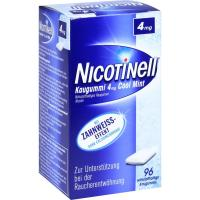 Nicotinell 4mg Kaugummi Cool Mint