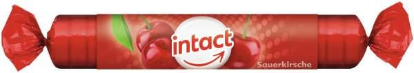 Intact Traubenzucker Sauerkirsche 1 Rolle