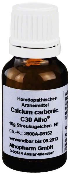 Calcium Carbonicum C 30 Globuli