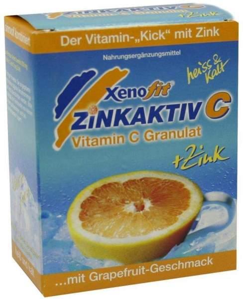 Xenofit Zinkaktiv C Granulat 10 X 9 G Beutel