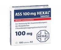 ASS 100mg Hexal Tabletten